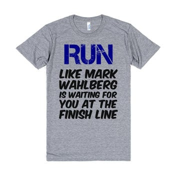 Run Mark Wahlberg