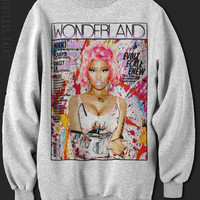 Nicki Minaj jumper cray ...