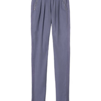 Rebecca Taylor Twill Pull On Pant