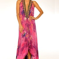 Parides Amazonia Purple Dress | Luxury Dress