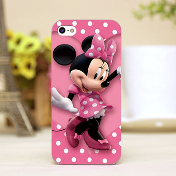 Disney Pink Mickey Minnie Design