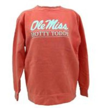 OLE MISS BAR DESIGN SWEATSHIRT