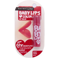 Maybelline Baby Lips Babylips Tinted Color Lip Balm SPF 20 BERRY CRUSH
