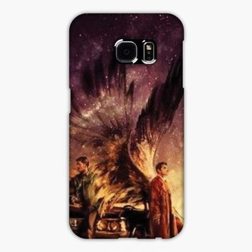 Supernatural Destiel Samsung Galaxy S7 Edge Case