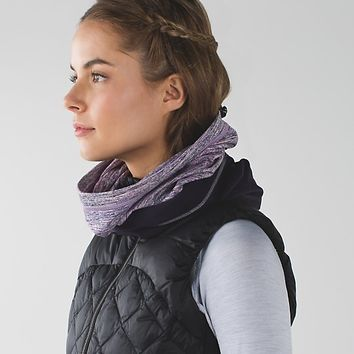 Run Fast Neck Warmer *Softshell