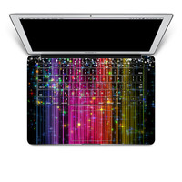 macbook keyboard decal mac pro decals by creativedecalskin on Etsy