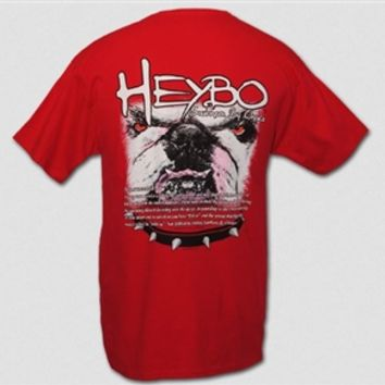Heybo Bulldog Definition Tee