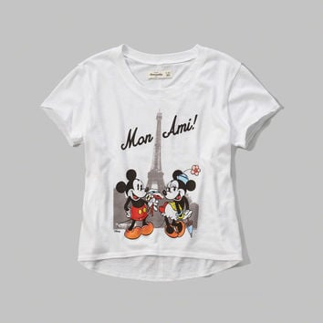 disney graphic tee
