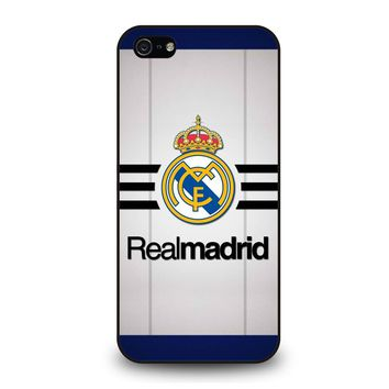 REAL MADRID FC iPhone 5 / 5S / SE Case