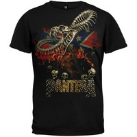 Pantera - Kickin' Up Dust T-Shirt - Small