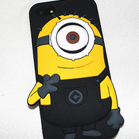 Big Discount 45%OFF/ Despicable Me iphone Case -Minions Iphone 5 Case, Iphone 4 case -Plastic Case, Phone Covers, Sytlish, plastic case