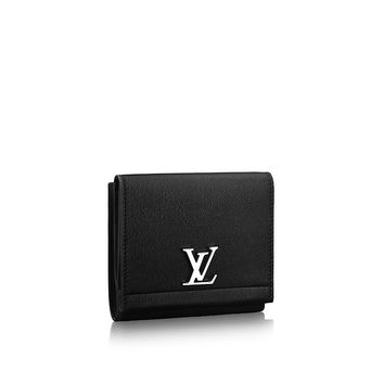 Products by Louis Vuitton: LockMe II Compact Wallet