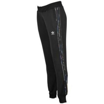 adidas Originals Tokyo 3 Stripe Fleece Track Pants - Women's at Lady Foot Locker