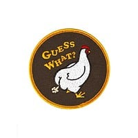 Guess What? Patch