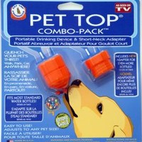 Pet Top Portable Drinking Device Combo Pack