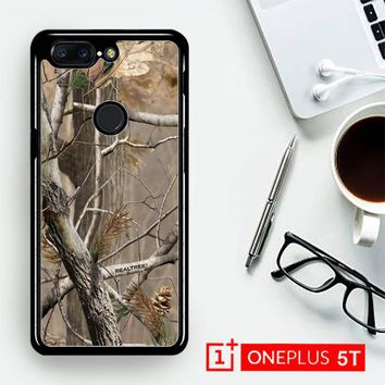 Camouflage Camo Realtree X4517  OnePLus 5T / One Plus 5T Case