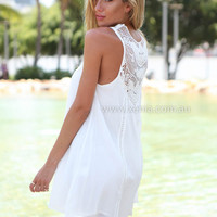 HAMPTON LACE DRESS , DRESSES, TOPS, BOTTOMS, JACKETS & JUMPERS, ACCESSORIES, $10 SPRING SALE, PRE ORDER, NEW ARRIVALS, PLAYSUIT, GIFT VOUCHER, $30 AND UNDER SALE, Australia, Queensland, Brisbane