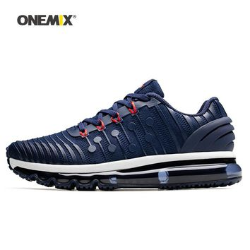 Onemix Man Running Shoes for Men Max Designer Fitness Jogging Trail Gym Sneakers Athletic Outdoor Sport Tennis Walking Trainers