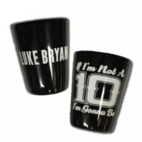 """If I'm Not a 10"" Shot Glass - Accessories"