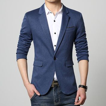 New autumn and winter Men's high quality Suit Jackets Business Casual Wedding Party Dresses Formal wear Suits Size M-6XL