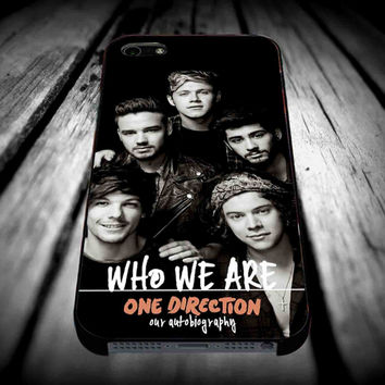 Who We Are One Direction for iPhone 4/4s/5/5s/5c/6/6 Plus Case, Samsung Galaxy S3/S4/S5/Note 3/4 Case, iPod 4/5 Case, HtC One M7 M8 and Nexus Case **