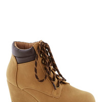 I Think You Know Wyoming Bootie | Mod Retro Vintage Boots | ModCloth.com