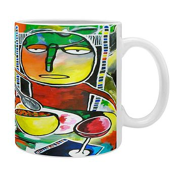 Robin Faye Gates I Should Give Relish A Try Coffee Mug