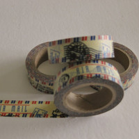 Washi Tape - Air Mail Postage