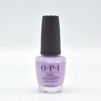 OPI Nail Polish Peru Fall/Winter Collection NLP34 Don't Toot My Flute 0.5 oz