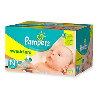 Pampers® Swaddlers™ 88-Count Size 0 Super Pack Diapers