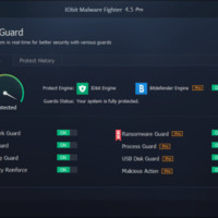 IObit Malware Fighter Pro 5.1.0 Crack + Full Serial Key Download Free