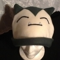 Snorlax (Pokemon) Fleece Hat