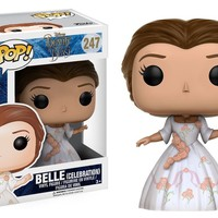 Funko Pop Disney: Beauty & The Beast Celebration Belle 247 12473