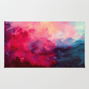 Reassurance Rug by Caleb Troy