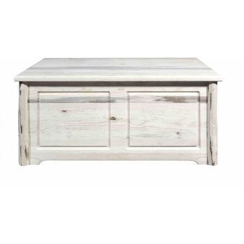 Montana Woodworks - Montana Collection Small Blanket Chest