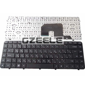 Russia NEW  Keyboard FOR HP  Pavilion DV6-3000 3029TX 3028TX 3049TX 3013 DV6- 3110er Lx6 RU With frame  laptop keyboard