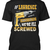 If Lawrence Can't Fix It We're Screwed