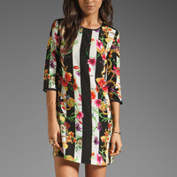 Juicy Couture Tunic Dress in Adorned Fall Stripe from REVOLVEclothing.com