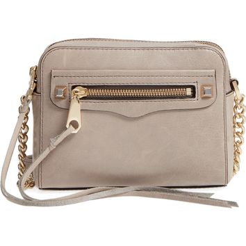 Rebecca Minkoff Regan Leather Camera Bag | Nordstrom