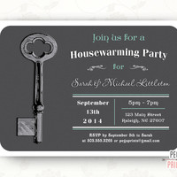 Housewarming Party Invitation Printable - House Warming Party Invitation