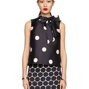 Kate Spade Spotlight Bow Top Ink