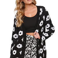 LA Hearts Daisy Cardigan at PacSun.com