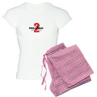 DoubleWhip Signature Logo Women's Light Pajamas> DoubleWhip Apparel