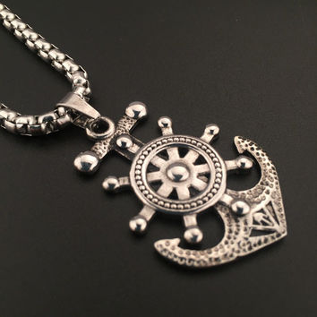 Stylish Shiny Gift Jewelry New Arrival Hot Sale Fashion Hip-hop Club Necklace [6542771715]