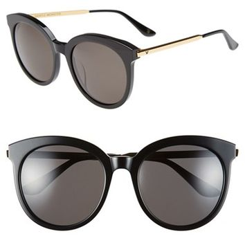 Women's Gentle Monster 56mm Round Sunglasses