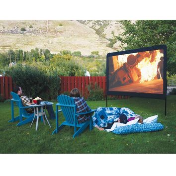 Camp Chef Outdoor Movie Screen : Target