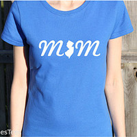 Home State Mom Shirts, Mother's Day