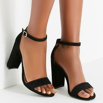 Steve Madden Carrson Thin Strap Heel | Urban Outfitters