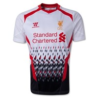 Liverpool 13/14 Away Soccer Jersey - WorldSoccerShop.com