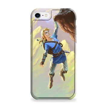 Legend of Zelda Breath of the Wild Link iPhone 6 | iPhone 6S Case